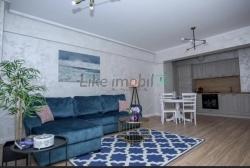 Mamaia-vand apartament cu 2 camere recent finalizat și complet mobilat